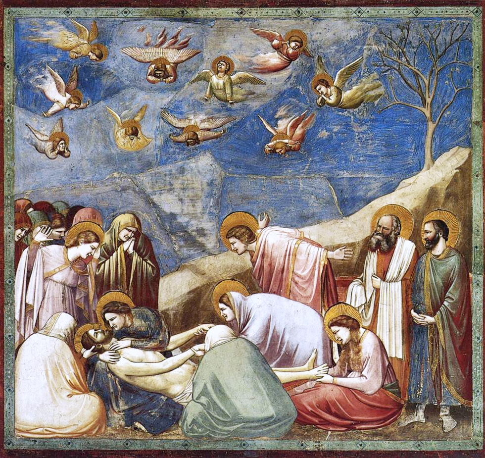 Giotto Lamentation of Christ