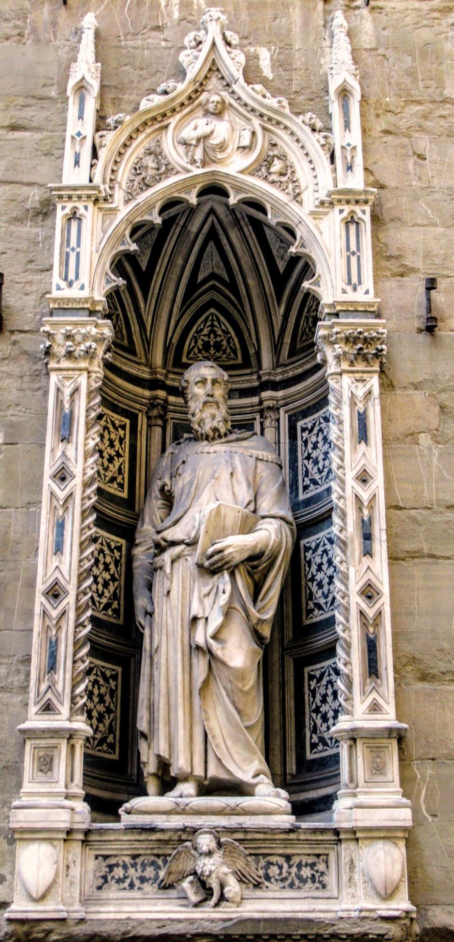 Donatello St. Mark